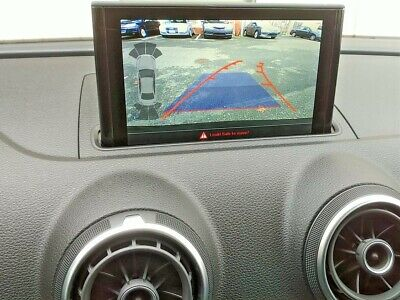 *US Stock* Audi A3 8v MIB Reverse rear view Backup Camera system Interface kit