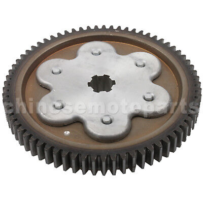 CHINESE ATV STARTER Clutch Drive Gear 69 tooth 50cc 70cc 90cc 110cc engine  New