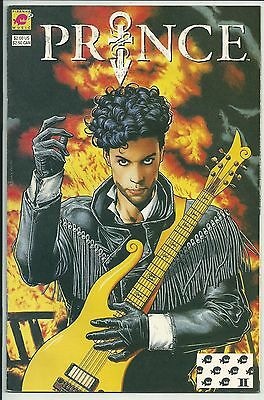 PRINCE: ALTER EGO, Piranha Music, 1991, 2nd, Second Printing, Low Print Run