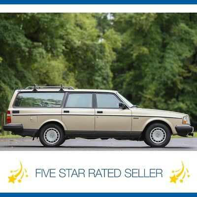 1993 Volvo 240 Wagon Low 97K Miles Rare Reliable Clean CARFAX 1993 Volvo 240 Wagon Low 97K Mi Reliable Video CARFAX