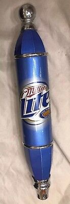 Vintage Miller Lite Beer Tap Handle 12 Inches Tall