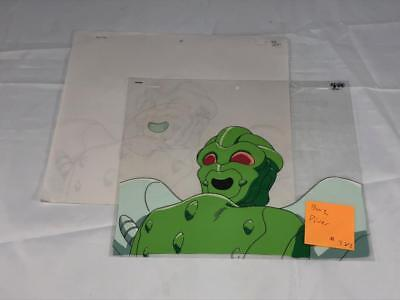 Transformers Japanese Beast Wars 2 Ii Diver Animation Art Cell Lot 282
