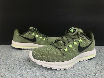 2399be6353cdb Nike Air Zoom Vomero 12 Women s Running Shoes Size SZ 6 863766-300 Palm  Green