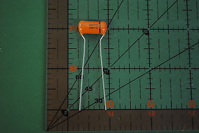 SPRAGUE CAPACITOR Orange Drop .068uf 100v 5% 225P68351WD3 .068mfd AUDIO 4 pcs