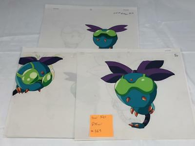 Transformers Japanese Beast Wars Neo D-Navi Animation Art Cell Lot 369