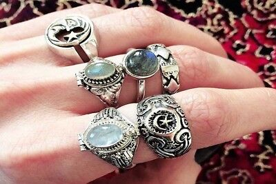 SPECIAL POWERFUL MAGIC RINGS FOR LUCK, WEALTH, LOVE, POWER & MONEY etc.