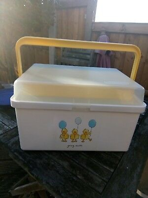 Mothercare Baby Changing Box