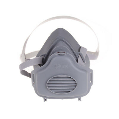 3700 Gas mask Half Face Spray Painting Protection Respirator Anti-Dust HGUK