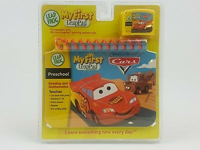 Leapfrog Leappad my first leap pad ,CARS teaches reading and mathematics
