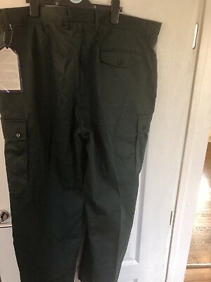 green ambulance trousers NHS/Paramedic/ First Responder