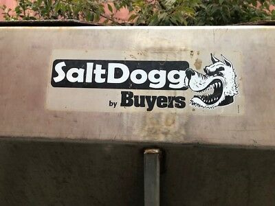 "Saltdogg Spreader - ""Price Reduced"""