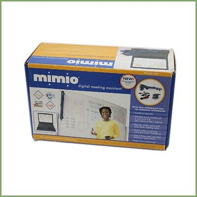 Mimio Digital Meeting Assistant for whiteboard & warranty