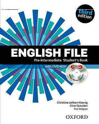 English File third edition: Pre-intermediate: Student's Book with iTutor: The b…