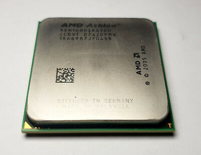 2.6GHz//1MB Black Edition Sockel//Socket AM2 ADO5000IAA5DS AMD Athlon 64 X2 5000