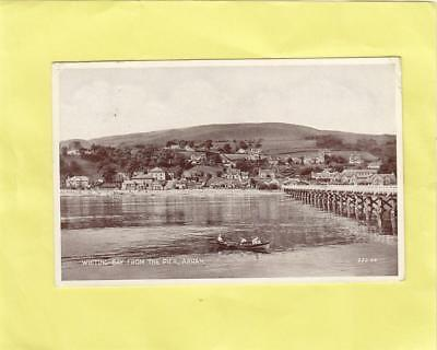 WHITING  BAY  from the  PIER        ,    ARRAN  , Ayrshire ( TB19 )