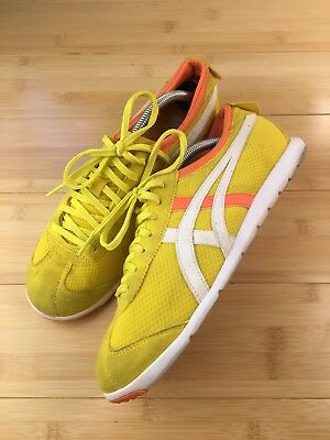 sneakers for cheap d2316 fcd38 ASICS ONITSUKA TIGER Yellow Shoes Tai Chi Sneakers Womens US 8.5