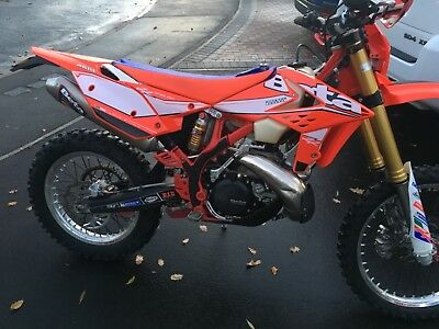 Beta 250RR enduro trail bike