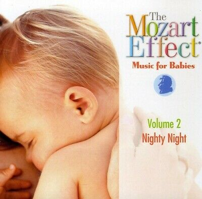 FREE US SHIP. on ANY 3+ CDs! USED,MINT CD Don Campell: The Mozart Effect: Music