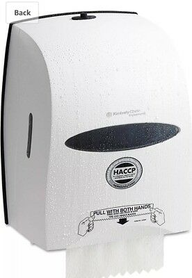 Kimberly-Clark Professional Sanitouch Hard Roll Towel Dispenser 09991 NEW BOXED