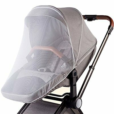 Mosquito Net For Stroller Car Seat Screen Cover Adorife Stretchable Insect Bug