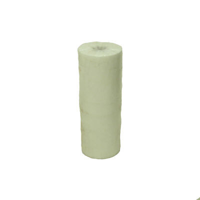 """NEW 30"""" x 2900' Roll of 1.5 Mil Low Density LDPE Clear Poly Heat Tubing 3"""" Core"""