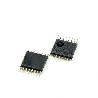 5pcs ST3232B ST3232BDR SOP LOW POWER UP TO 400KBPS RS-232 DRIVERS AND RECEIVERS