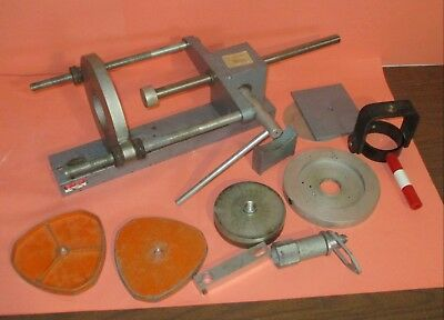 Manual Arbor Type Laboratory Press and Accessories, Tool, Fabrication,