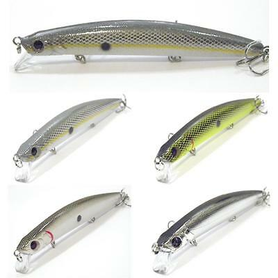 6inch 1oz Minnow Crankbait Tight Wobble Floating Long Casting Fishing Lures M591