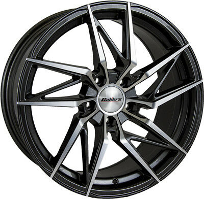 """18"""" Gm Cc-Z Alloy Wheels Fit Ford C S Max Focus Kuga Mondeo Transit Connect"""