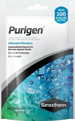 Seachem Purigen Ultimate Filtration Absorbent Marine Freshwater 100ml 3.4oz