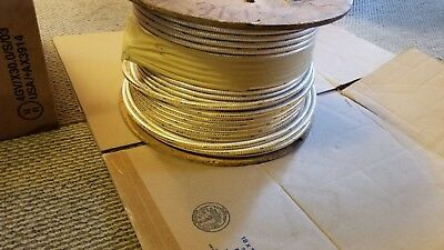 315' Pic Wire & Cable P/n T556124 Rg393 Substitute Low Loss Coax. Free Shipping!