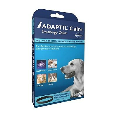 FAR Adaptil Pheromone Comfort Adjustable Calming Collar Large Dog 24.6 inch