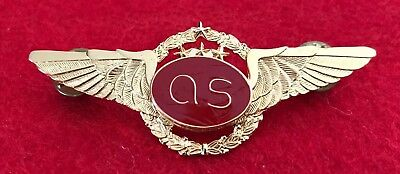 Aero Sucre Airlines of Colombia Pilot Wings Badge Crew Cargo Freight