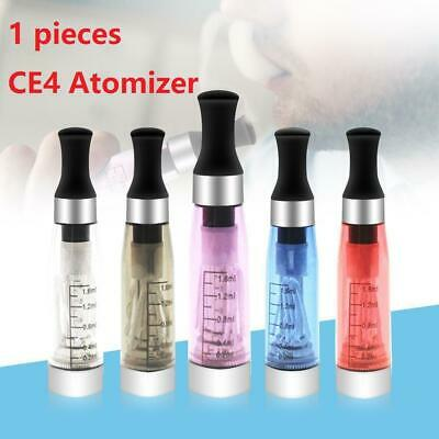5Pc 1.6 Ego-T CE 4 Clearomizer E-Atomizer 510 Atomize Tank Charger Pen