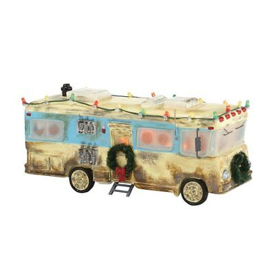 Department 56 National Lampoon Christmas Vacation Cousin Eddie's RV Accessory Fi