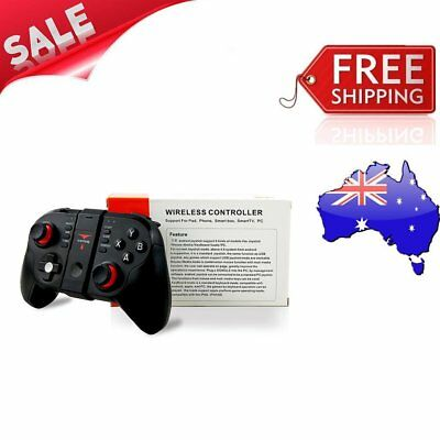 Wiredless Game Handle Gamepad For Andriod iOS Win 7/8/10 and PS3 Controller PQ