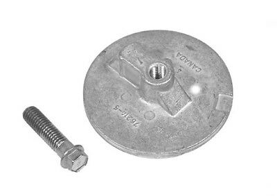 QUICKSILVER MARINER MERCURY ANODE 25HP 40HP 50HP PN 8252711