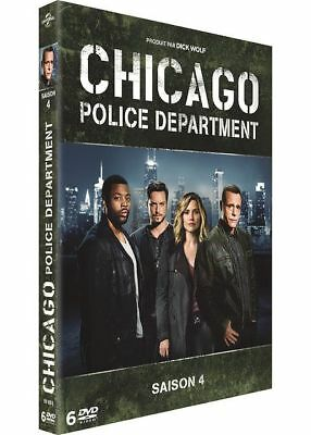 Chicago Police Department - Saison 4 - COFFRET DVD NEUF SOUS BLISTER232