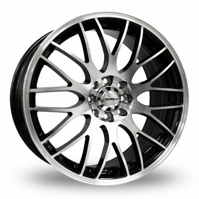 "17"" Bp Calibre Motion Alloy Wheels Fit Ford C S Max Focus Mondeo Transit Connect"