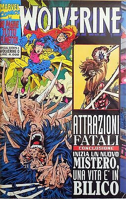 Marvel Wolverine N.0 Special Events 2 1995 Supplemento