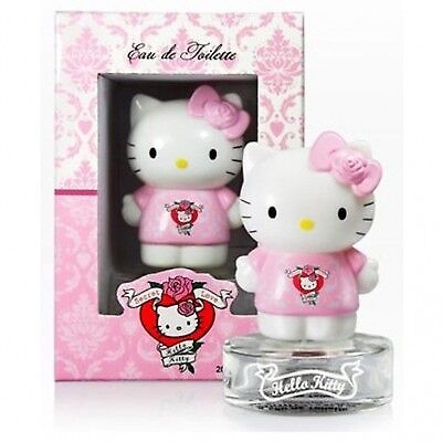 "Hello Kitty eau de toilette  "" Secret Love"""
