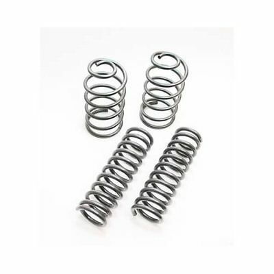 Belltech Muscle Car Coil Springs Front Rear Gunmetal Buick Chevy Olds Set of 4