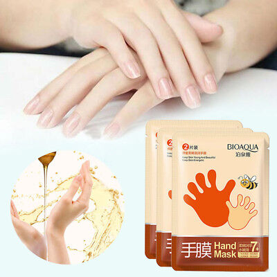 Exfoliating Honey Hand/Foot Mask Feet Care Mask Remove Dead Skin Peel Off