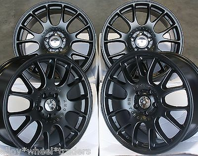 "18"" Mb Ch Alloy Wheels Fit Ford C S Max Focus Galaxy Kuga Mondeo Transit Connect"