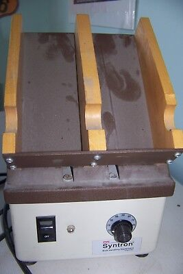 FMC Syntron Paper Jogger J-1-B with Card or Envelope  Jog Head