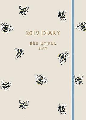 Cath Kidston: Bumble Bee 2019 A6 Diary by Cath Kidston Free Shipping!