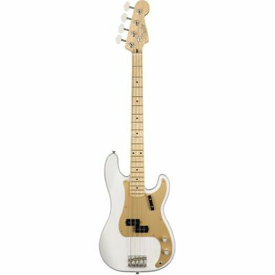 Fender - American Original '50s Precision Bass MN White Blonde