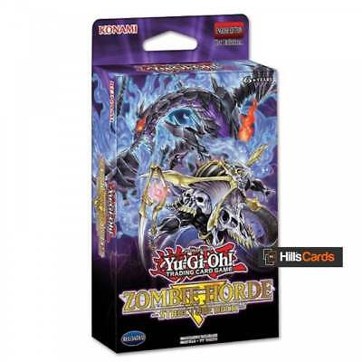Yu-Gi-Oh! Trading Card Game: Zombie Horde Structure Deck SR07 - English Edition