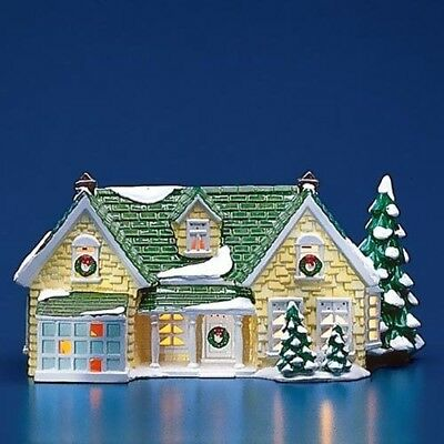 Dept 56 Snow Village NANTUCKET RENOVATION 54410 & FROSTY PLAYTIME #54860 Set 3