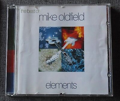 Mike Oldfield, the best of elements, CD